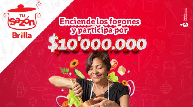ENCIENDE LOS FOGONES Y PARTICIPA